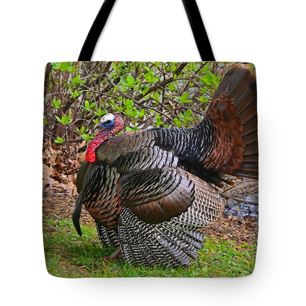 Mr. Turkey Tote Bag