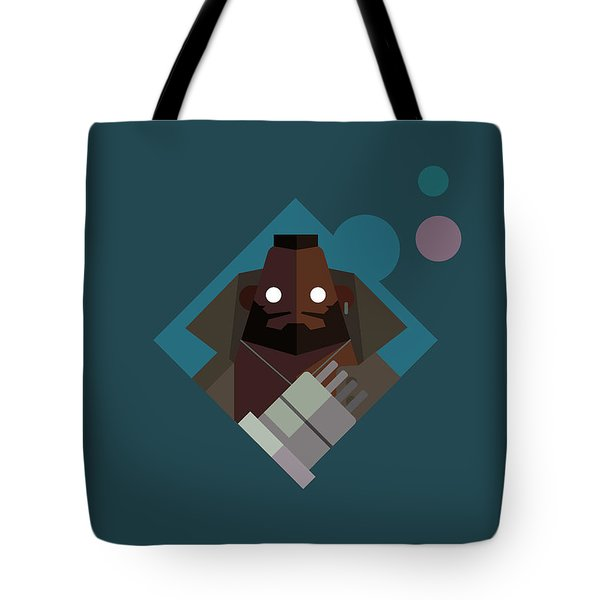 Mr. Wallace Tote Bag