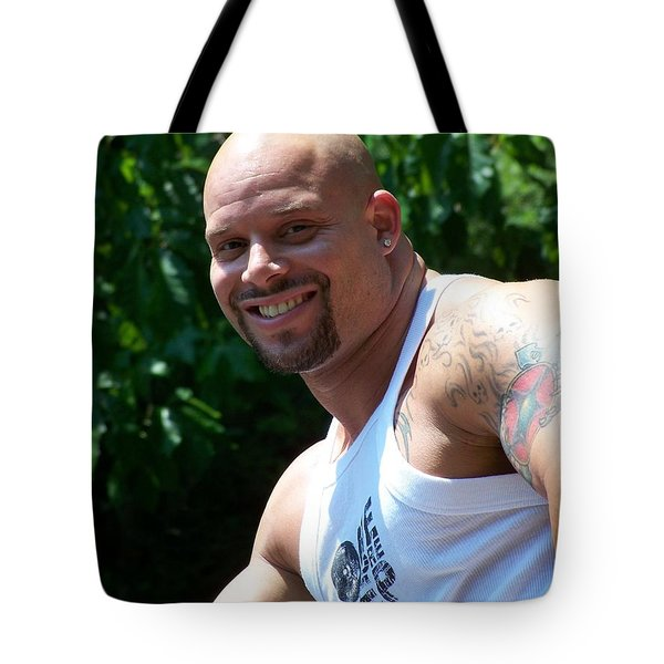 Mr Wonderful Tote Bag by Jake Hartz