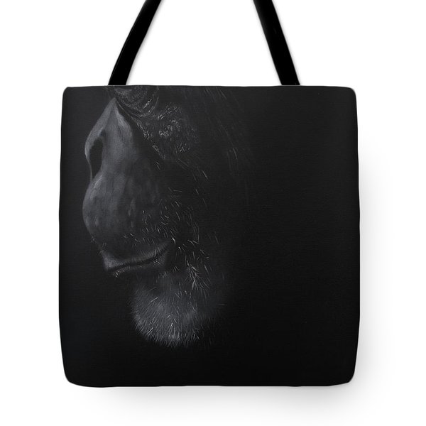 Mr.chimp Tote Bag