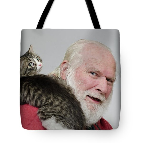 Tote Bag featuring the photograph Ms Alexia And David by Irina ArchAngelSkaya