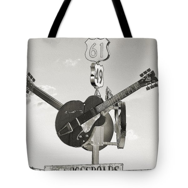 Ms Crossroads Tote Bag