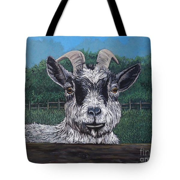 Ms Frisky  Tote Bag