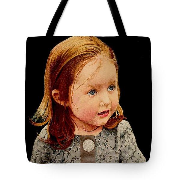 Ms Josie Tote Bag