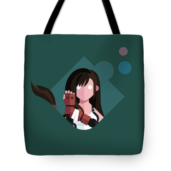 Ms. Lockhart Tote Bag