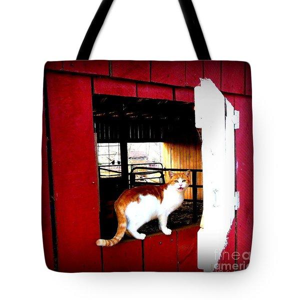 Ms Tillie Tote Bag