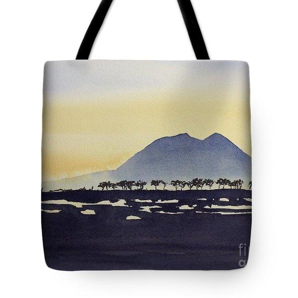 Mt. Arayat Tote Bag