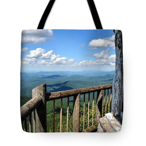 Mt. Cammerer Tote Bag