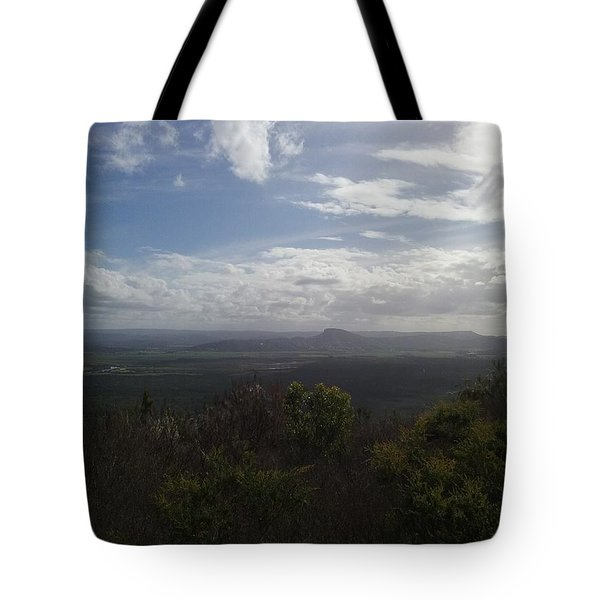 Mt Coolum Tote Bag
