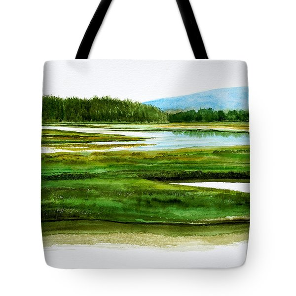 Mt Desert Island Tote Bag
