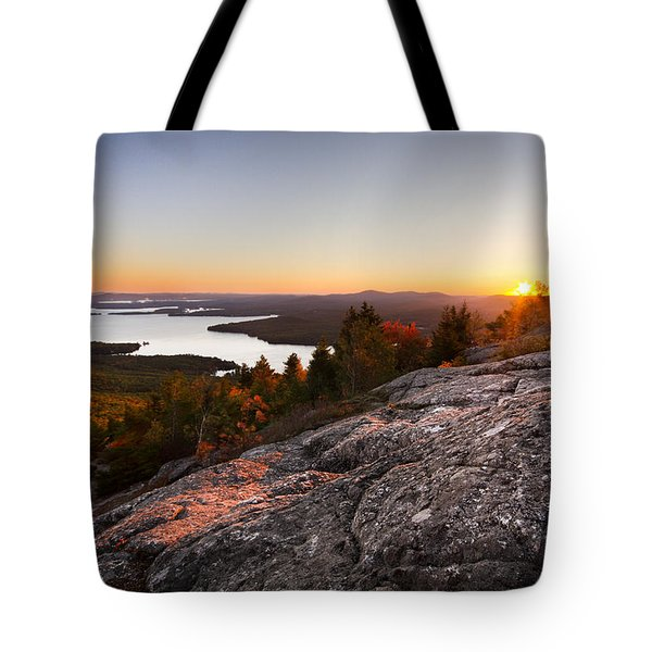 Mt. Major Summit Tote Bag