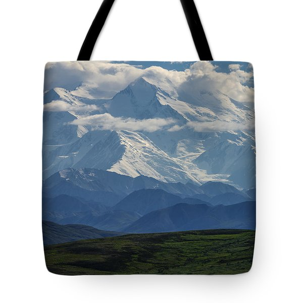 Denali Tote Bag by Gary Lengyel