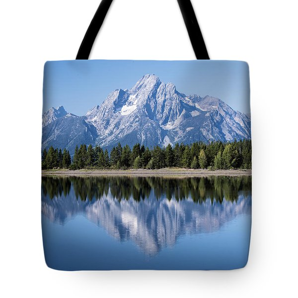 Mt. Moran Grand Tetons Tote Bag