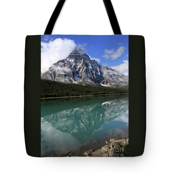 Mt Refection Tote Bag