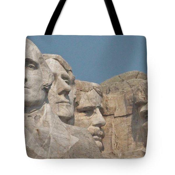 Mt. Rushmore Tote Bag