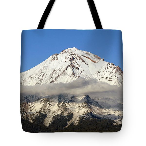 Mt. Shasta Summit Tote Bag
