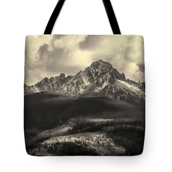 Mt. Sneffels Tote Bag