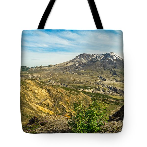 Mt St Helens Renewal Tote Bag