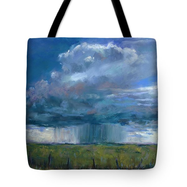 Much Needed Rain Tote Bag