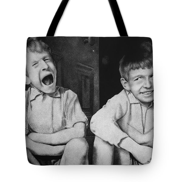Mucky Kids Tote Bag