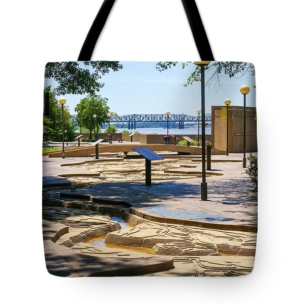 Mud Island Park Tote Bag