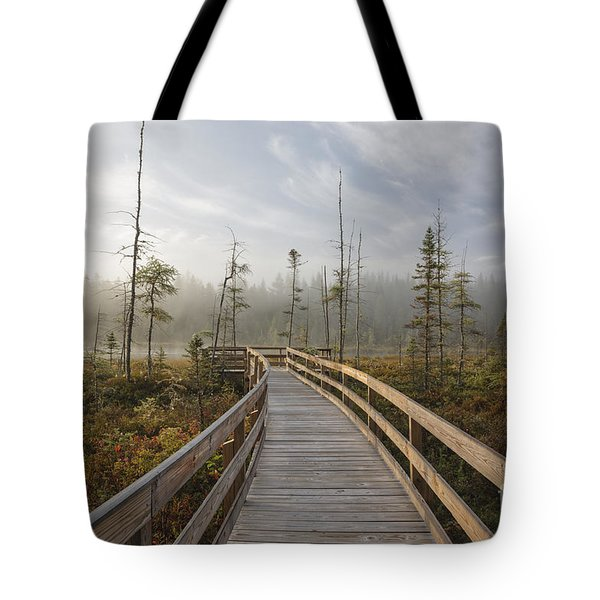 Mud Pond - Jefferson New Hampshire Tote Bag
