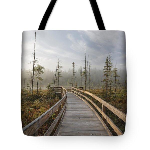 Mud Pond - Jefferson New Hampshire Tote Bag