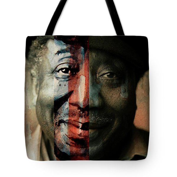 Muddy Waters - Mannish Boy  Tote Bag