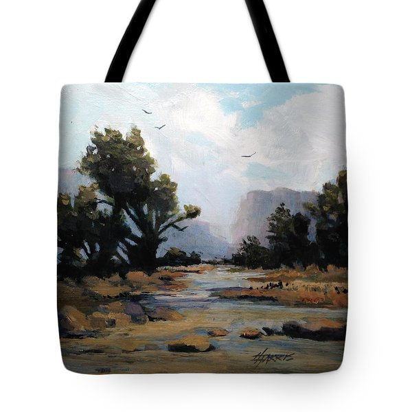 Muddywaters Tote Bag