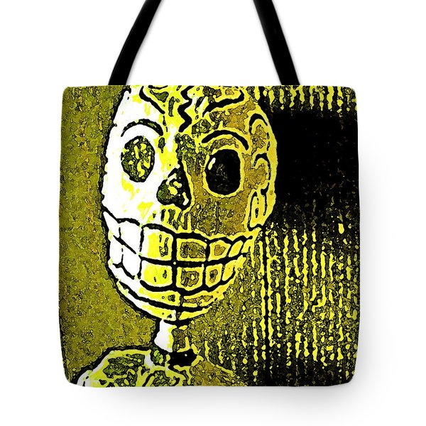 Tote Bag featuring the photograph Muertos 1 by Pamela Cooper