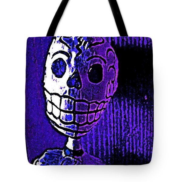 Tote Bag featuring the photograph Muertos 2 by Pamela Cooper