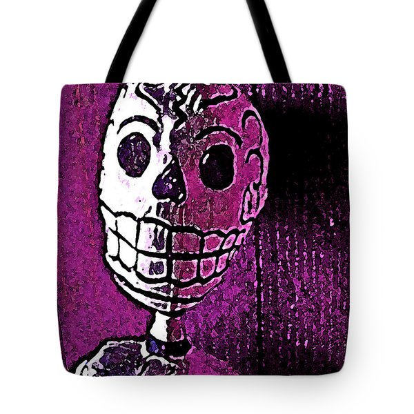 Tote Bag featuring the photograph Muertos 3 by Pamela Cooper