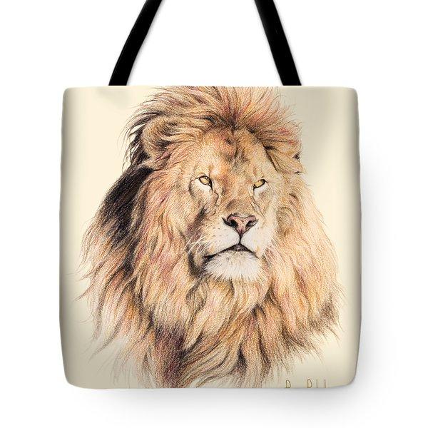 Mufasa Tote Bag