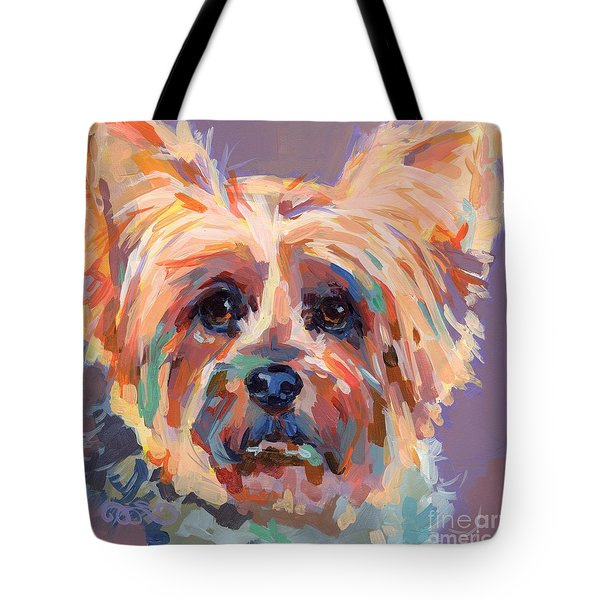 Muffin Tote Bag by Kimberly Santini