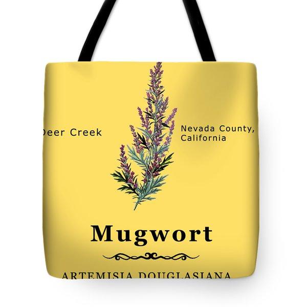 Mugwort Tote Bag
