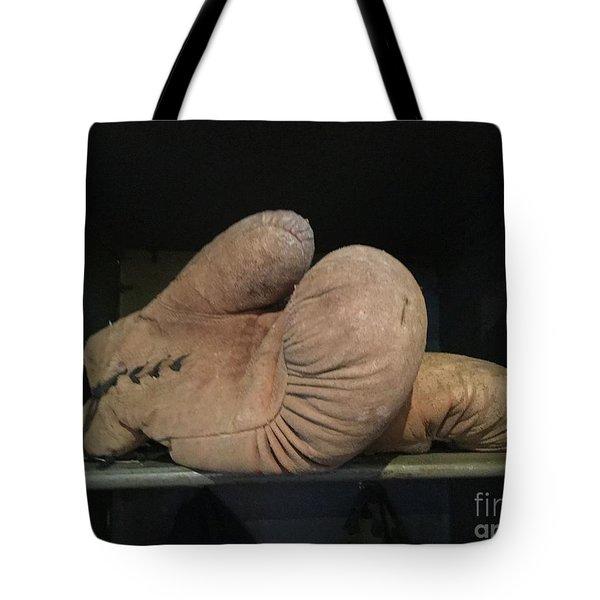 Muhammad Ali, Death Of A Champion Tote Bag