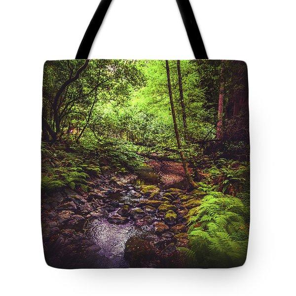 Muir Woods No. 3 Tote Bag