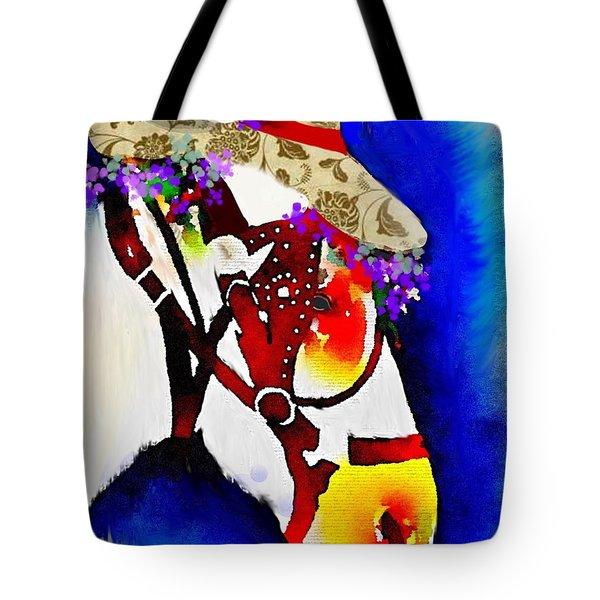 Mule Days Tote Bag