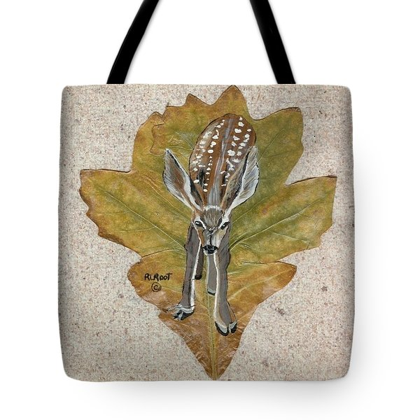 Mule Dear Fawn Tote Bag by Ralph Root