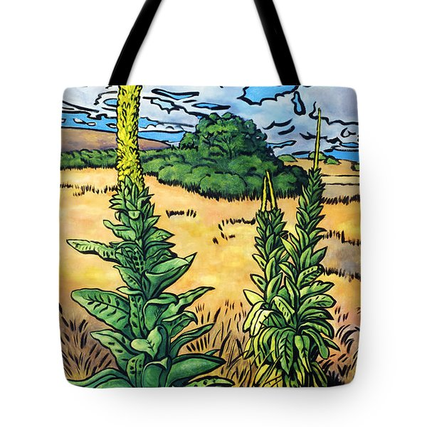 Mullein Tote Bag by Fay Biegun - Printscapes