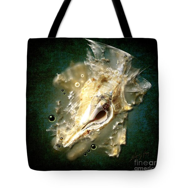 Multidimensional Finds Tote Bag