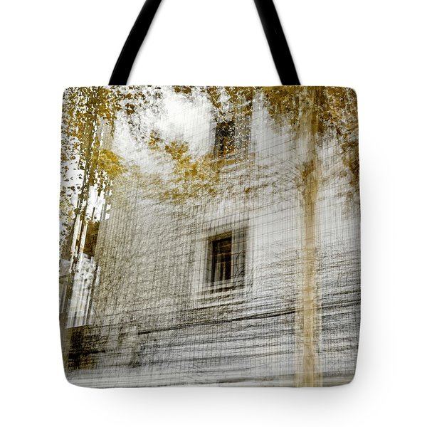 Multiplex Fall Tote Bag