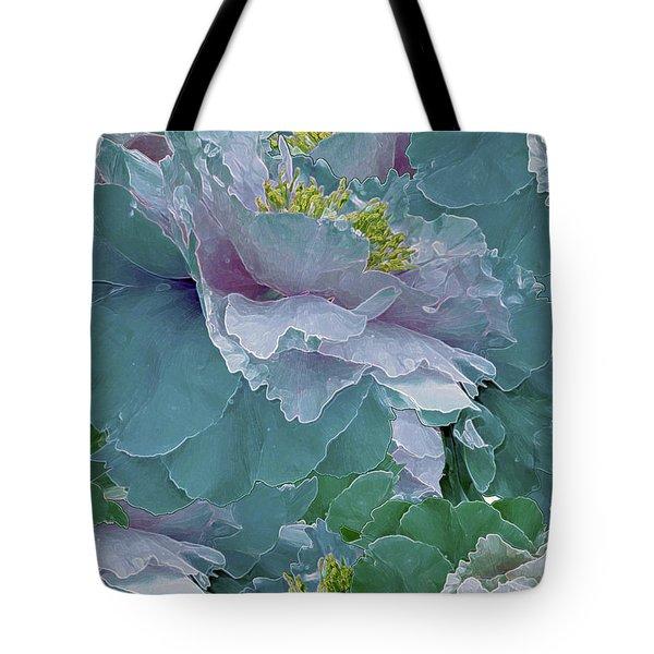 Multiplicity 23 Tote Bag by Lynda Lehmann