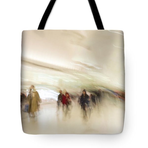Multitudes Tote Bag