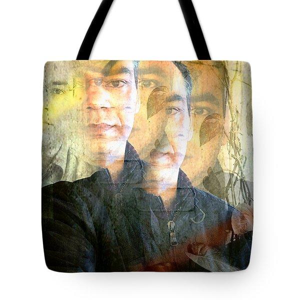 Multiverse Tote Bag by Prakash Ghai