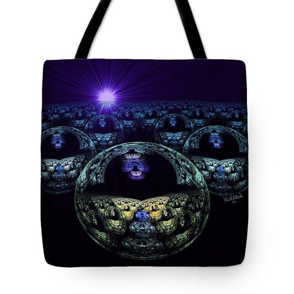 Multiverse Tote Bag