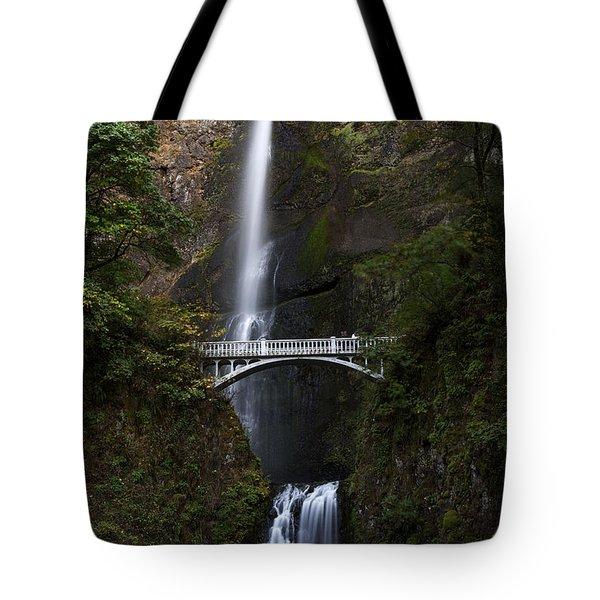 Multonomah Falls Tote Bag