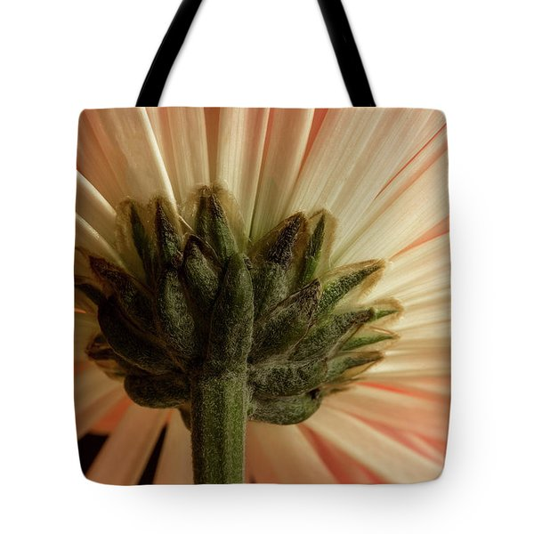 Mum From Below Tote Bag