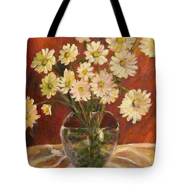 Mum Magic Tote Bag by Tina Swindell