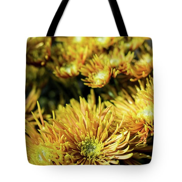 Mum's The Word I Tote Bag